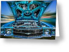 Time Warp Greeting Card by Bill  Wakeley