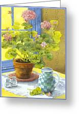 Untitled Greeting Card by Julia Rowntree