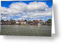 Volendam Greeting Card by Joana Kruse