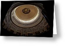 Washington Dc - Us Capitol - 01137 Greeting Card by DC Photographer