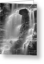 Waterfall 05 Greeting Card by Colin and Linda McKie