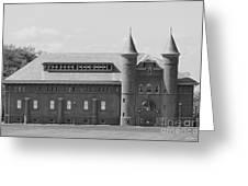 Wesleyan University Fayerweather Greeting Card by University Icons