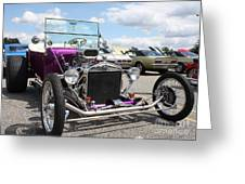 1923 Ford Model T Convertible Roadster Greeting Card by John Telfer
