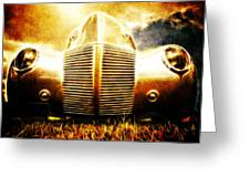 1939 Ford Roadster Greeting Card by Phil 'motography' Clark
