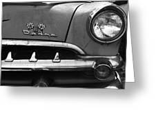 1956 Dodge 500 Series photo 5 Greeting Card by Anna Villarreal Garbis