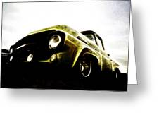1957 Ford F100 Pickup Greeting Card by motography aka Phil Clark