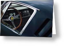 1967 Ferrari 275 Gtb-4 Berlinetta Greeting Card by Jill Reger