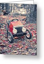Childhood Memories Greeting Card by Edward Fielding