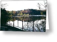 Cranbrook Greeting Card by Cynthia Hilliard