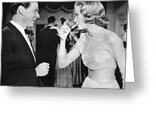 High Society  Greeting Card by Silver Screen