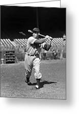 Johnny Rizzo Greeting Card by Retro Images Archive