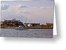 Kent Island Greeting Card by Brian Wallace
