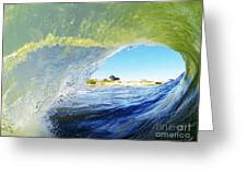 Point Of View Greeting Card by Paul Topp