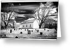 Resting Place Greeting Card by John Rizzuto