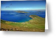 Slea Head View Greeting Card by John Quinn