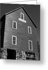 Starrs Mill Ga Greeting Card by Jake Hartz