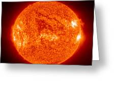 Sun Greeting Card by Science Source