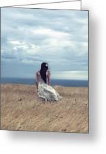 Windy Day Greeting Card by Joana Kruse
