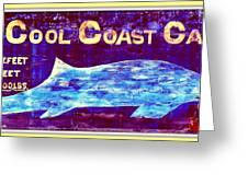 2000 Lbs Greeting Card by Joe Jake Pratt