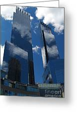 New York City Greeting Card by ELITE IMAGE photography By Chad McDermott