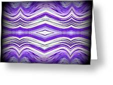 Abstract 49 Greeting Card by J D Owen