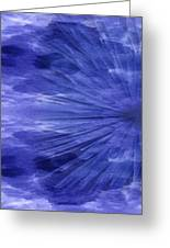 Abstract 58 Greeting Card by J D Owen