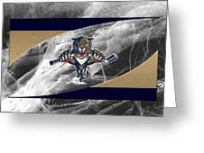 Florida Panthers Greeting Card by Joe Hamilton