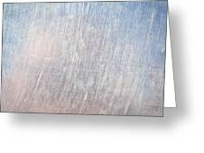 Metallic Background Greeting Card by Tom Gowanlock
