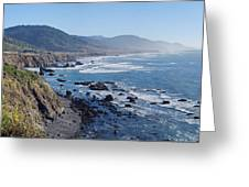 Northern California Coast Greeting Card by Twenty Two North Photography