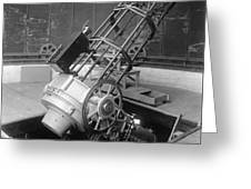 30-inch Telescope, Helwan, Egypt Greeting Card by Science Photo Library
