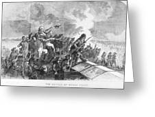 Battle Of Stony Point, 1779 Greeting Card by Granger