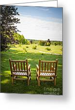 Summer Relaxing Greeting Card by Elena Elisseeva