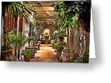444 Rodeo Drive Greeting Card by Chuck Staley