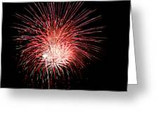4th Of July 8 Greeting Card by Marilyn Hunt