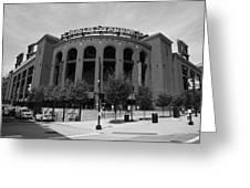 Busch Stadium - St. Louis Cardinals Greeting Card by Frank Romeo