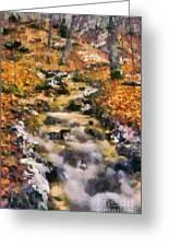 Abruzzo National Park Greeting Card by George Atsametakis