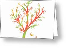 Money Tree Greeting Card by IB Photo