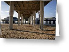 Scheveningen Greeting Card by Joana Kruse
