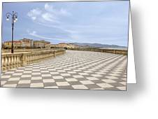 Livorno Greeting Card by Joana Kruse