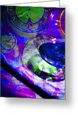A Cognac Night 20130815m128 Greeting Card by Wingsdomain Art and Photography