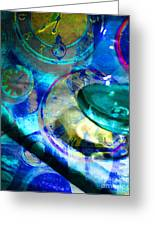 A Cognac Night 20130815m180 Greeting Card by Wingsdomain Art and Photography