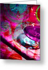 A Cognac Night 20130815m50 Greeting Card by Wingsdomain Art and Photography