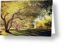 A Day for Dreaming Greeting Card by Laurie Search