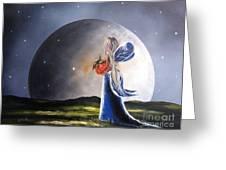 A Fairy Tale By Shawna Erback Greeting Card by Shawna Erback