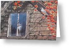A  Feast For The Eyes Greeting Card by Mike Stinnett