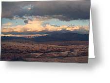 A Light in the Distance Greeting Card by Laurie Search