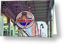A New Orleans Favorite Greeting Card by Alys Caviness-Gober