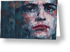 A Streetcar Named Desire Greeting Card by Paul Lovering