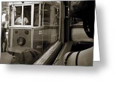 A Streetcar Named Desire Greeting Card by RicardMN Photography