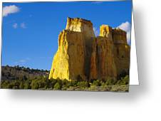 A View In The Grand Escalante Staircase Greeting Card by Jeff  Swan